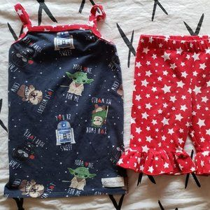 Star Wars Outfit Size 5, Fits 4-5
